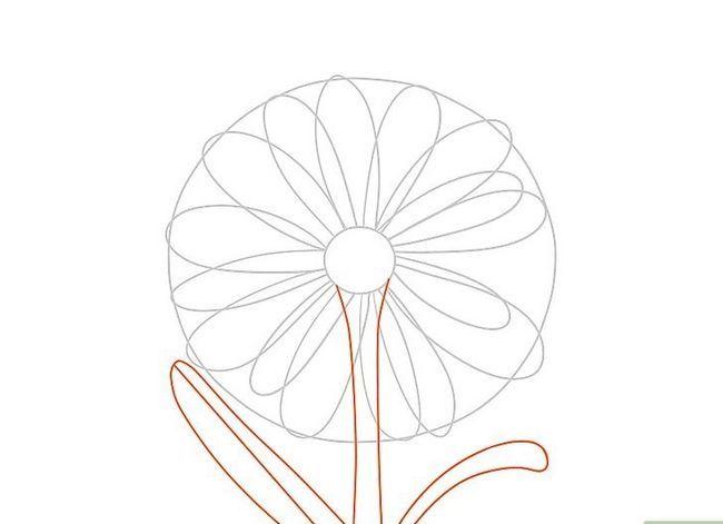 Titel afbeelding Draw Flowers Step 26