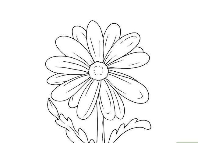 Titel afbeelding Draw Flowers Step 28