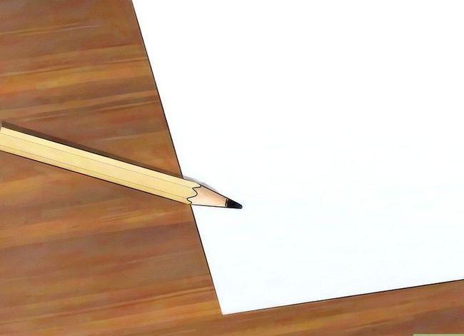 Titel afbeelding Draw a Pineapple Step 1