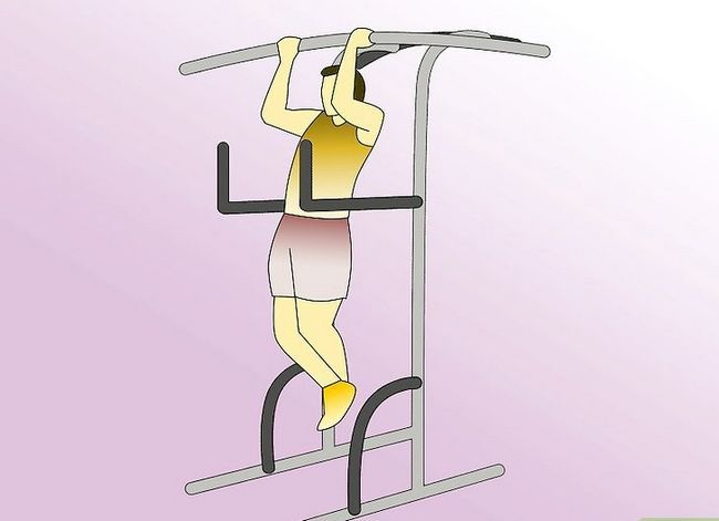 Titel afbeelding Work Abdominals With the Captain`s Chair Step 7