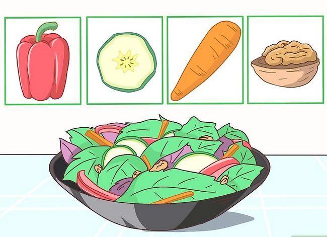 Titel afbeelding Choose Snacks dat helpt de bloedsuikerspiegel onder controle te houden Stap 12
