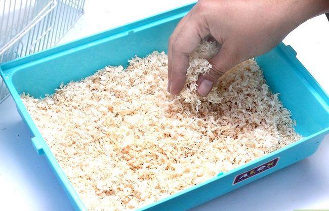 Titel afbeelding Make Hamster Keuzes voor eten, water en beddengoed Stap 2