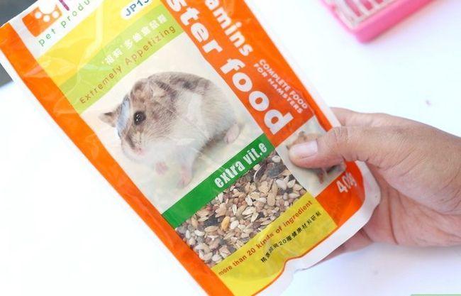 Titel afbeelding Make Hamster Keuzes voor eten, water en beddengoed Stap 3