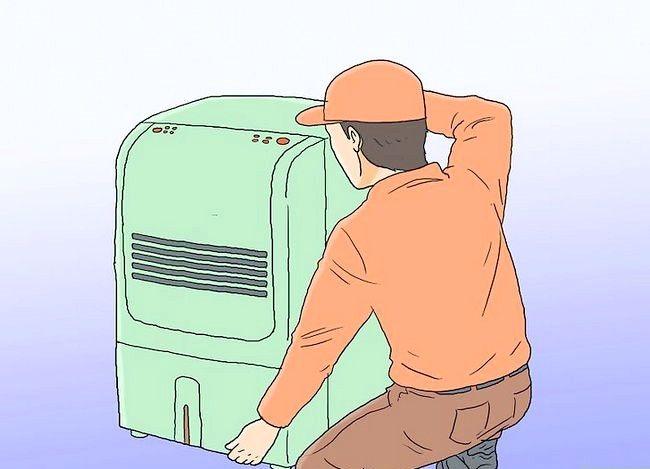 Hoe de grootte van een luchtontvochtiger te kiezen