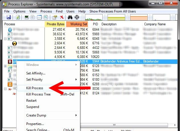 Titel afbeelding Manually Remove Antivirus Live Malware Step 3