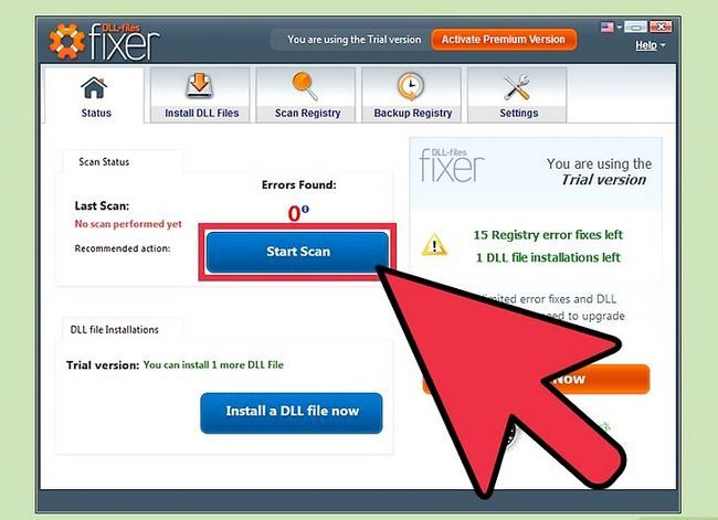 Titel afbeelding DLL-bestanden verwijderen Step 12