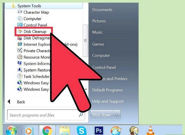 Afbeelding met de titel Tijdelijke bestanden verwijderen en Prefetch-bestanden van uw computer verwijderen Stap 1
