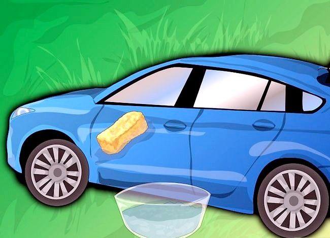 Hoe oude autowas verwijderen