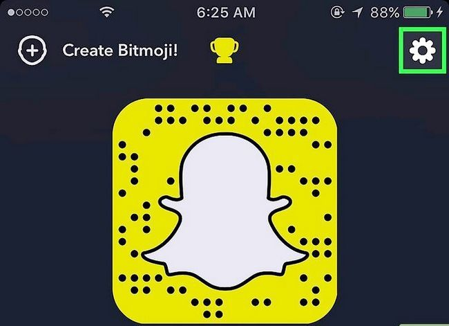 Titel afbeelding Delete a Conversation on Snapchat Step 3