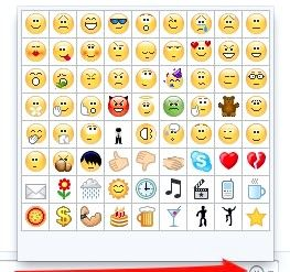 Titel afbeelding Skype IM Emoticons