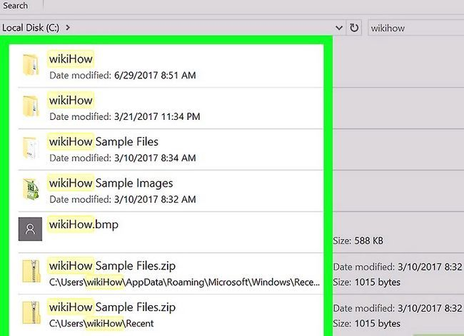 Titel afbeelding Find Hidden Files and Folders in Windows Step 11