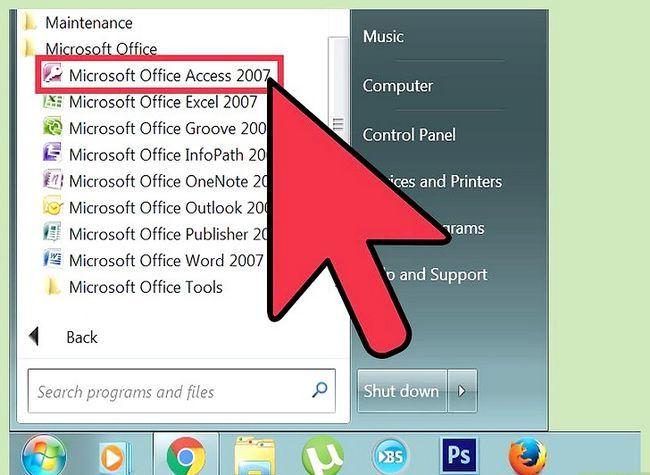 Titel afbeelding Eenvoudig Duplicaten vinden in Microsoft Access Stap 1