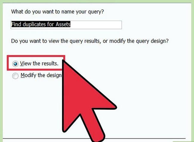 Titel afbeelding Eenvoudig Duplicaten vinden in Microsoft Access Stap 10