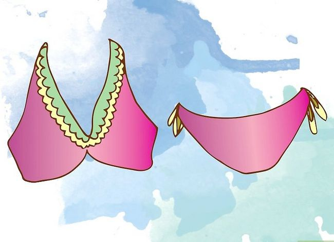 Titel afbeelding Find the Best Swimsuits for Your Body Shape Step 4