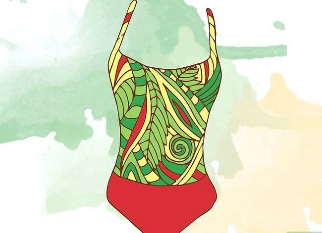 Titel afbeelding Find the Best Swimsuits for Your Body Shape Step 6