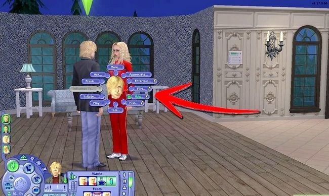 Titel afbeelding Find a Mate in the Sims 2 Step 12
