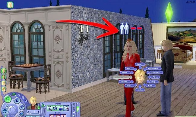 Titel afbeelding Find a Mate in the Sims 2 Step 15