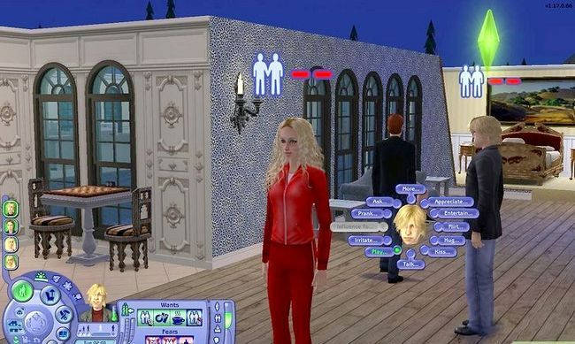 Titel afbeelding Find a Mate in the Sims 2 Step 18