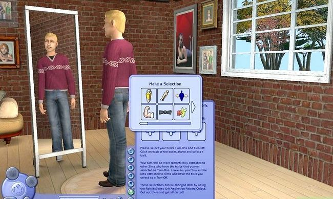 Titel afbeelding Find a Mate in the Sims 2 Step 22