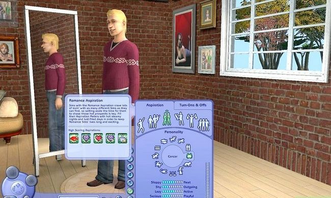 Titel afbeelding Find a Mate in the Sims 2 Step 23