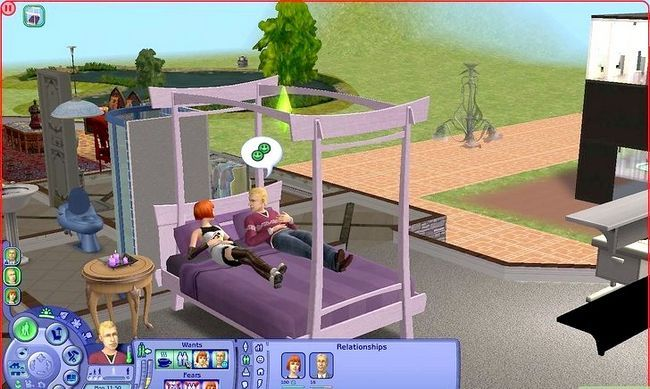 Titel afbeelding Find a Mate in the Sims 2 Step 26