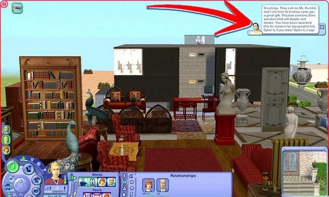 Titel afbeelding Find a Mate in the Sims 2 Step 6
