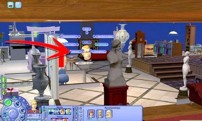 Titel afbeelding Find a Mate in the Sims 2 Step 7