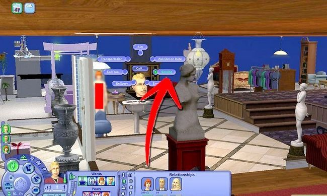 Titel afbeelding Find a Mate in the Sims 2 Step 8