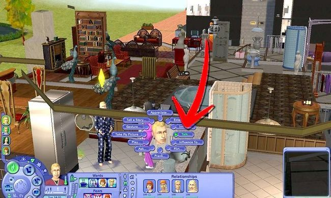 Titel afbeelding Find a Mate in the Sims 2 Step 9