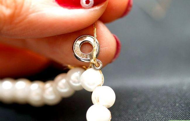 Titel afbeelding String Pearls Step 12