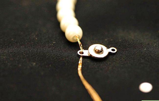 Titel afbeelding String Pearls Step 8