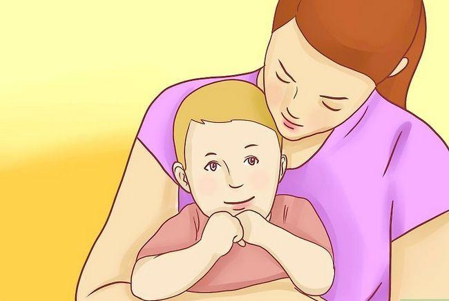 Titel afbeelding Encourage Speech in a Baby Step 12