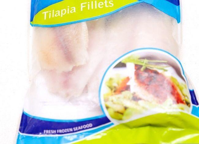 Titel afbeelding Poach Fish in Milk Step 1