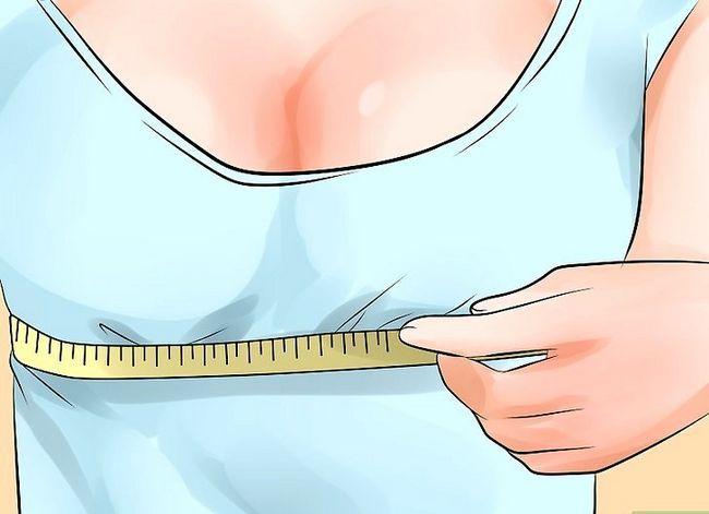 Titel afbeelding Kies flatterende lingerie voor een kleine buste Stap 2