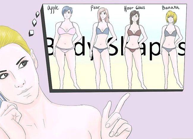 Hoe een trouwjurk te kiezen op basis van uw lichaamstype