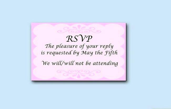 Titel afbeelding Write Wedding Invitations Step 8