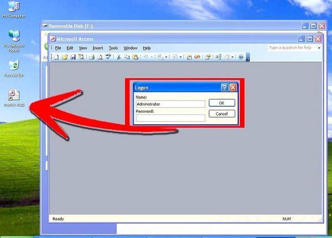 Titel afbeelding Establish User Level Security in Microsoft Access Step 13