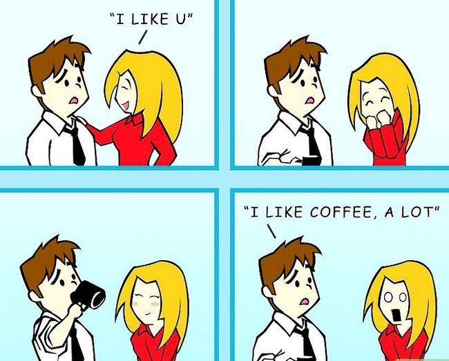 Titel afbeelding Avoid Flirting Step 2