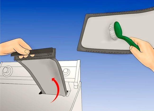 Hoe branden in de wasdroger te voorkomen
