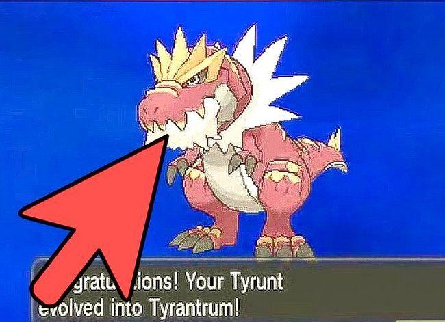 Titel afbeelding Evolve Tyrunt Step 3