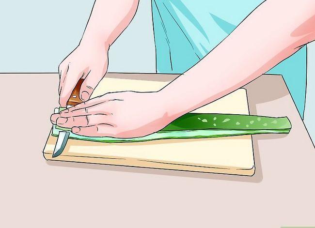 Titel afbeelding Extract Aloe Vera Step 6