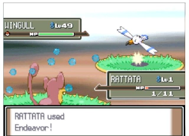 Titel afbeelding Win Any Pokemon Battle with a Level 1 Rattata Step 3