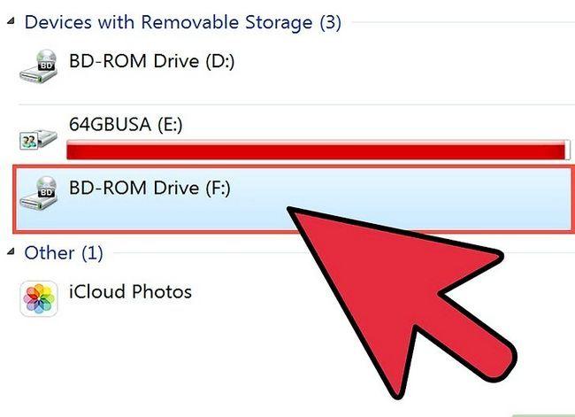 Titel afbeelding Branden van bestanden naar een CD in Windows XP Stap 1