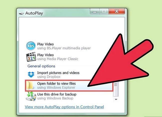 Titel afbeelding Branden van bestanden naar een CD in Windows XP Stap 2