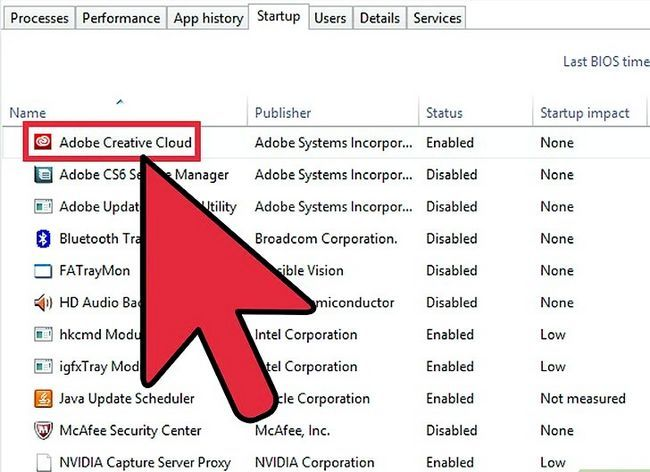 Titel afbeelding Enable and Disable Startup Programs in Windows 8 Stap 3