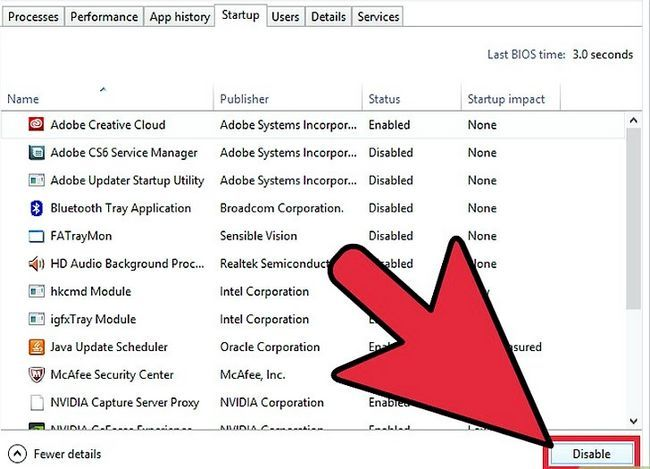 Titel afbeelding Enable and Disable Startup Programs in Windows 8 Stap 4