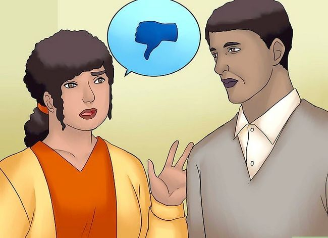 Titel afbeelding Talk to Your Spouse Over willen gaan Stap 6