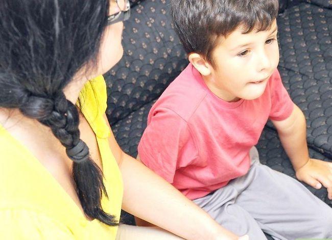 Titel afbeelding Talk to Children About Their Food Allergieën Stap 1