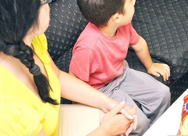 Titel afbeelding Talk to Children About Their Food Allergieën Stap 2