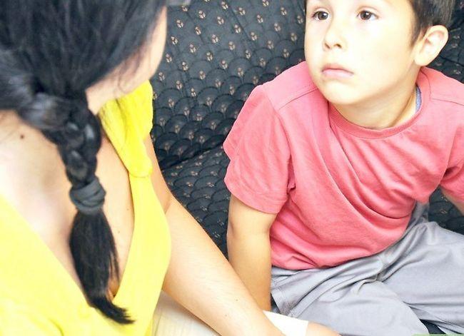 Titel afbeelding Talk to Children About Their Food Allergieën Stap 4
